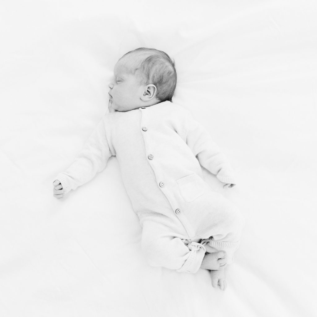 Newbornshoot en newbornvideo