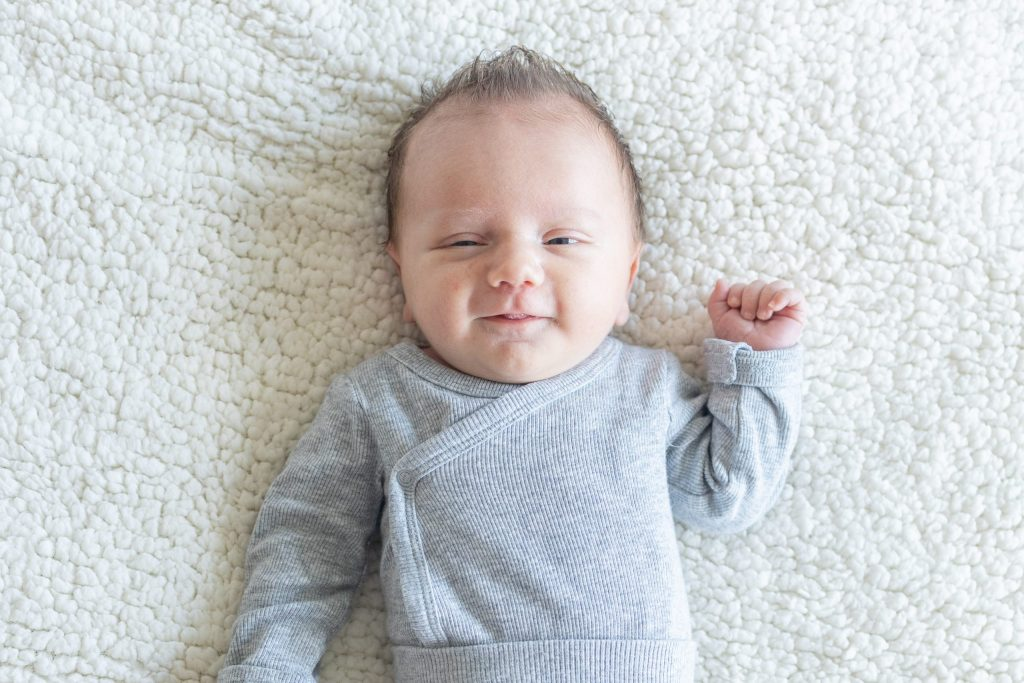 Newbornvideo van Mason